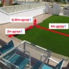 Ampliar suelo terraza madera/pvc