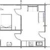 Construit Casa de Campo 30 Mt2