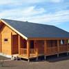Casa prefabricada de hormigon muy aislante