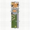 Hormigon estampado - impreso superficie exterior aprox 40 m2 + superfície interior aprox 15 m2