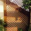 Reforma celosias madera terraza
