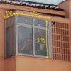 Cerramiento balcón en barcelona