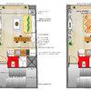 Estudio de viabilidad de ascensor sin hueco en escalera (cogiendo superficie de vivienda)