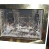 Instalar puerta de vidrio para cerrar chimenea barcelona