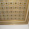 Reforma techo con artesonado de madera