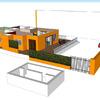 Construcción de vivienda unifamiliar de una planta