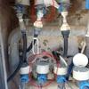 Marcado de consola de contadores de agua