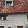 Pintar aleros y garitas casa exterior
