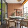Tarima técnica madera en terraza de 10 m2