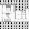Instalación de aire acondicionado en piso de 45m2 con terraza