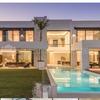 Construcción casa moderna