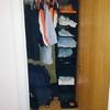 Arreglo en el interior de unos armarios
