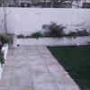 Reforma tabiques jardin, problemas de humedad