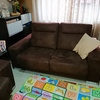 Tapizar 2 estructuras de sofá