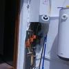 Realizar armario a medida metalico o pvc para tapar caldera y tubos