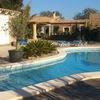 Calentar la piscina y cubierta