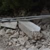 Reparación de muro de piedra
