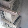 Reparar dos aires acondicionados domésticos
