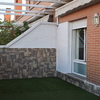 Acristalamiento de terraza en ático