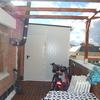 Corregir situación de sumideros en terraza