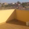 Construir porche de madera sobre terraza