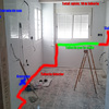 Instalación gas interior