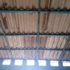 Retirada placas de amianto de un techo