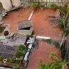 Pparquet pwc a nivel en terraza de tres niveles ( + 0.5 m desnivel ) igualar la terraza a un nivel