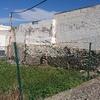 Construcción de muro de piedra para delimitar parcela de 22m