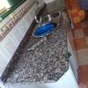 Sustitución de encimera de cocina de granito