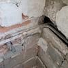 Instalación de tuberias en baño