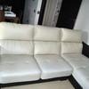 Tapizar sofa chaise longe piel