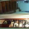 Abrir hueco y construir escalera entre planta baja y sótano