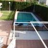 Reforma solarium piscina