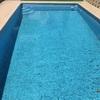 Reparacion de piscina con perdida por el vaso