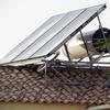Instalar placa solar para calentar el agua