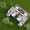 Acondicionamiento de container en vivienda