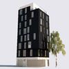 Estructura de Edificio en Cadiz