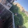 Lijar y pintar barandilla terraza/balcón piso
