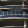 Cerramiento terraza con cortinas de cristal templado 10 mm ce