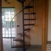 Instalar Escalera De Caracol