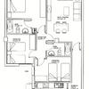 Reformar cocina y baños y decorar el resto del piso