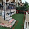 Hacer terraza en parcela/jardin en vivienda unifamiliar adosada