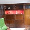 Desmontar y embalar dos estanterías/bibliotecas de roble