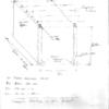 Suministrar estructura de hierro con estructura en IPN