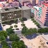 Bloque viviendas 5 plantas badalona