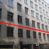 Limpieza fachada de edificio - marmol rugoso
