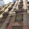 Rehabilitación fachada en el raval, barcelona