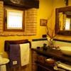 Reformar baño en casa rural