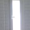 Cambiar cristal ventana aluminio 36x118